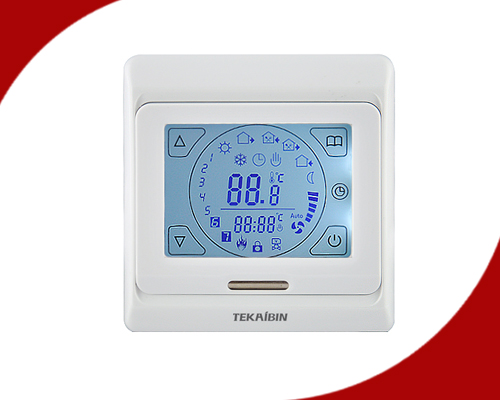 Touch-screen Digital Air-conditioning Thermostat