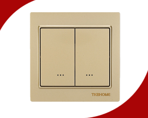 Z-Wave Dual Wall Dimmer Switch