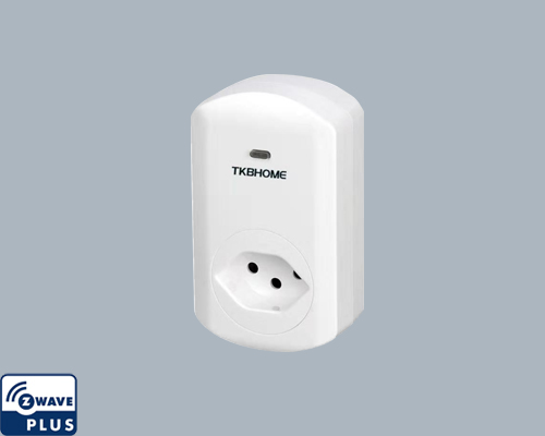 Z-Wave Smart Energy Plug in with meter function