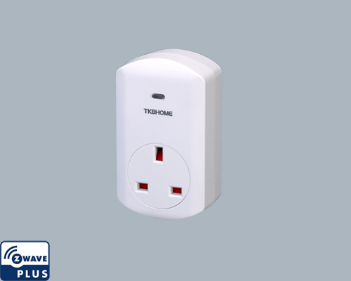Z-WAVE UK Type Plug-in Socket