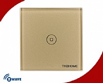 Z-Wave Russia Frequency Touch-screen Switch