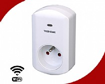 French Type WIFI ON/OFF Plug-in Socket