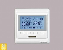Weekly Programming Heating Thermostat